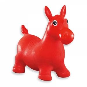 Мяч прыгающий G13 Лошадь 58*26*40 до 50 кг (насос в комлекте)