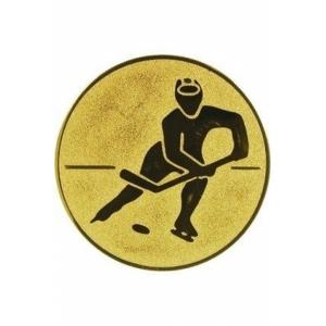 Вкладыш 25 мм. Хоккей AM1-99 пластик