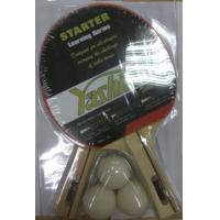 Набор н/тенниса YASHIMA SET 82003 (2 ракетки+3 мяча) c сеткой