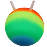 Мяч гимнастический d 55 см 07538 с рожками
