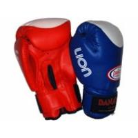 Перчатки боксерские DANATA STAR LION к/з
