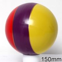 Мяч резиновый d 150 мм