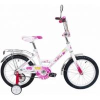 """Велосипед 16"""" 1615 BLACK AGUA Фея"""