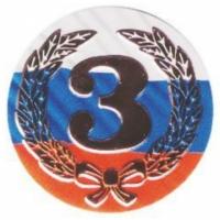 Вкладыш 25 мм. 3 Россия