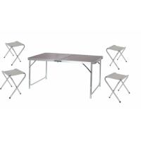 Набор туристической мебели ТА-01 стол + 4 стула