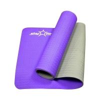 Коврик для йоги STARFIT FM 201 6 мм.