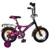 """Велосипед 12"""" 44979 фиолетовый"""