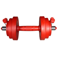 Гантель 12 кг. ЛЕКО 710-1 разборная