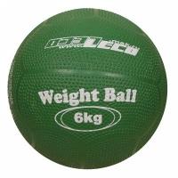 Мяч набивной 6 кг. ЛЕКО (2216) резиновый