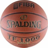Мяч баскетбольный SPALDING TF-1000 Euroleague  р.7