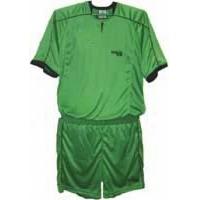 Форма футбольная 795 зеленая