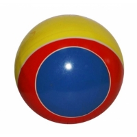 Мяч резиновый d 75 мм (19)