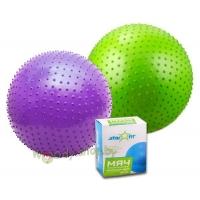 Мяч гимнастический STARFIT GB301 массажный