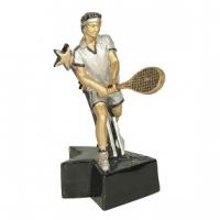 Статуэтка Теннисист 2426