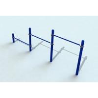 Перекладины для отжимания и подтягивания Workout