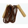 Скакалка 3,50 м. 313 деревянная ручка + резиновый шнур