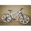 """Велосипед 26"""" AUDI Q-50 бело-черный"""
