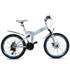 """Велосипед 26"""" AUDI Q-60 бело-черный"""