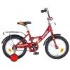 """Велосипед 14"""" 44858 VECTOR красный"""