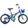 "Велосипед 14"" 44104 DELFI синий/голубой"