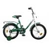"""Велосипед 16"""" 32085 MAPLE зеленый"""