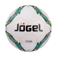 Мяч футбольный JOGEL JF 210 Star FUTSAL №4
