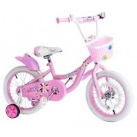 "Велосипед 18"" BIBITU ANGEL B18A1 розовый"