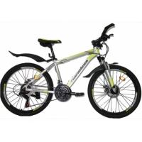 "Велосипед 24"" NAMELESS J4100D серо/желтый"