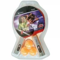 Набор н/тенниса 07552 (2 ракетки+3 мяча)