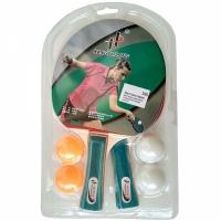 Набор н/тенниса 07551 (2 ракетки+4 мяча)