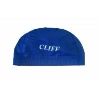 Шапочка для плавания CLIFF PU01 силикон с лайкрой