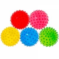 Мяч массажный 07489 25 см.