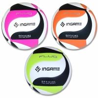 Мяч волейбольный INGAME FLUO