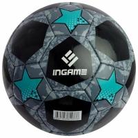 Мяч футбольный INGAME PRO BLACK №5