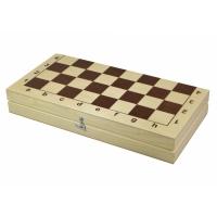 Доска шахматная MP SPORT 02-03 дерево