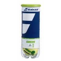 Мяч б/тенниса BABOLAT GREEN 501066 (3)