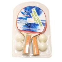 Набор н/тенниса 1070 (2 ракетки+4 мяча)