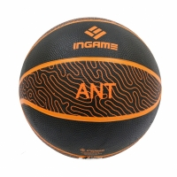 Мяч баскетбольный INGAME Ant №7