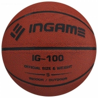 Мяч баскетбольный INGAME IG-100 №5