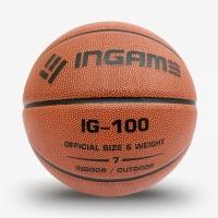 Мяч баскетбольный INGAME IG-100 №7