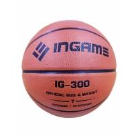 Мяч баскетбольный INGAME IG-300 №7