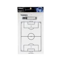 Доска тактическая футбольная TORRES 1002 маркерная