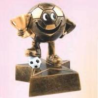 Статуэтка Футбольный мяч 118