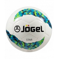 Мяч футбольный JOGEL JF 200 Star FUTSAL №4