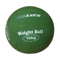 Мяч набивной 10 кг. ЛЕКО (2237) резиновый