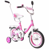 "Велосипед 12"" 1202 BLACK AGUA Princess"