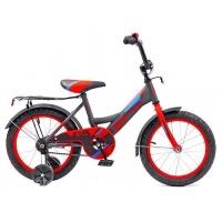"Велосипед 18"" 1805 BLACK AQUA 2018"