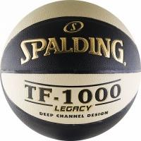 Мяч баскетбольный SPALDING TF-1000 Euroleague  р.6
