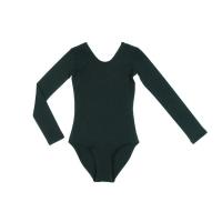 Купальник гимнастический SKAT 8011 черный