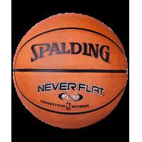 Мяч баскетбольный SPALDING NEVERFLAT №7